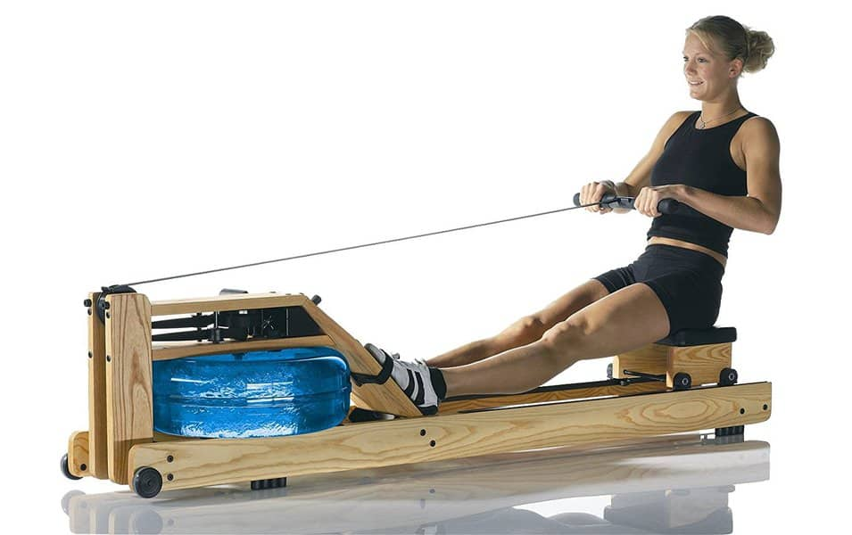 WaterRower Use