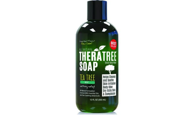 Theratree Therapeutic Soap Nail Fungus Treatment