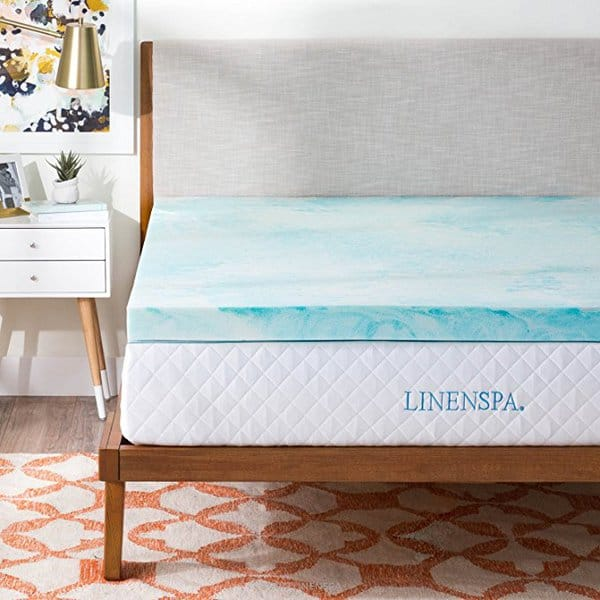 10 Best Mattress Toppers For Back Pain In 2020 All Types