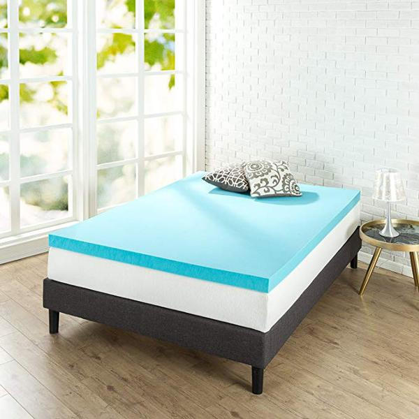 10 Best Mattress Toppers For Back Pain 2019 All Types Of