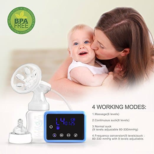 Bellababy Breast Pump Mode