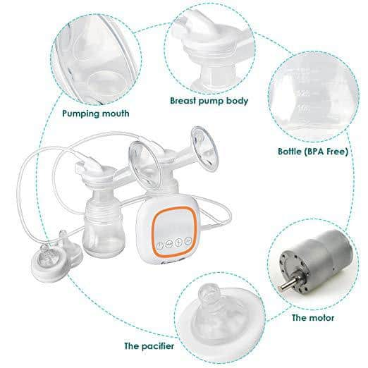 GL Gland Electronics Electric Breast Pump Motion