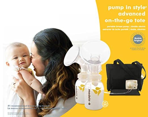 Medela Pump in Style Go Features