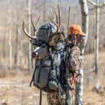 Hunting Pack for Hauling Meat