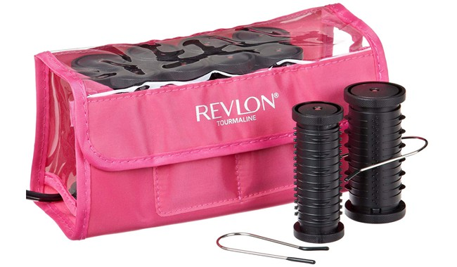 Revlon Curls-to-Go Travel Hot Rollers