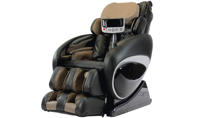 10 Best Massage Chairs in 2020 [Buyers Guide]