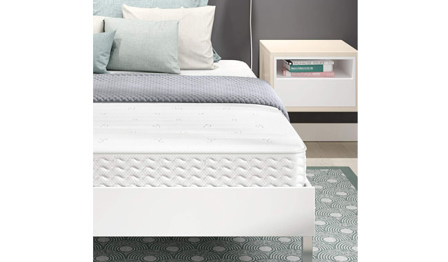 9 Best Thin Mattresses In 2020 Ers
