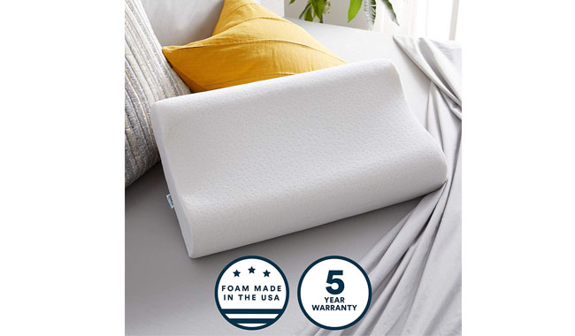 Best Pillow For Side Sleepers In 2020 Buyers Guide